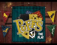Puffs: Seven Increasingly Eventful Years at a Certain School of Magic & Magic